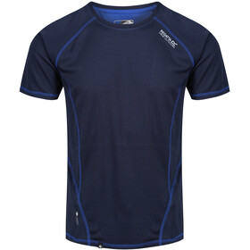 Regatta Virda II T-Shirt Men Navy/Surf Spray